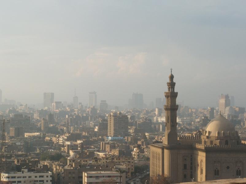 53) Smog over Cairo 2