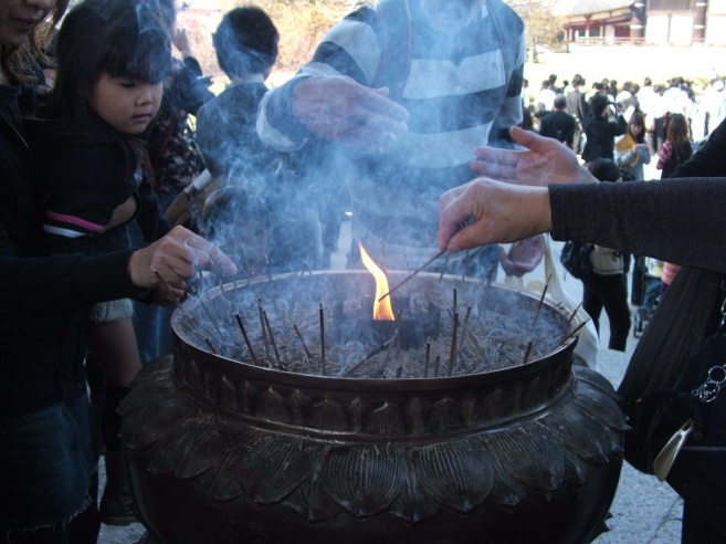 53) Incense smoke 2
