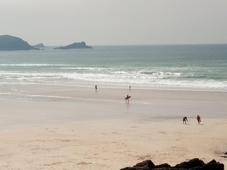 fistral beach 1